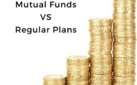 Mutual Funds VS Regular Plans