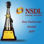 NSDL Star Performer Award 2017
