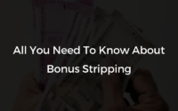 Bonus Stripping
