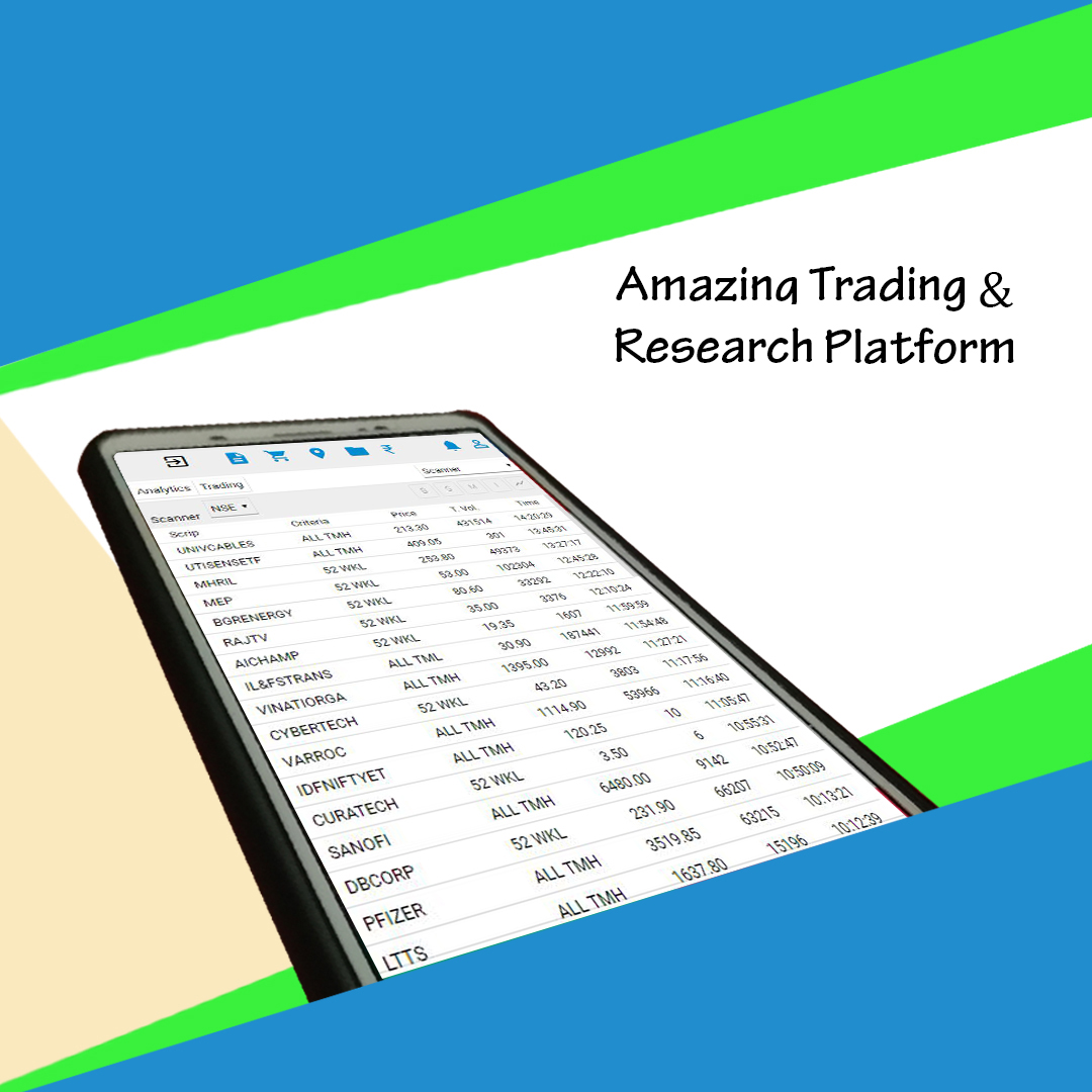 Mobile Trading Platform INFINI Mobile and INFINI Web, now free for Commodity Trading