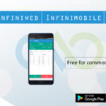 Commodity trading mobile application