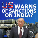 US warns of sanctions on India-
