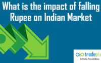 What is the impact of falling Rupee on Indian Market