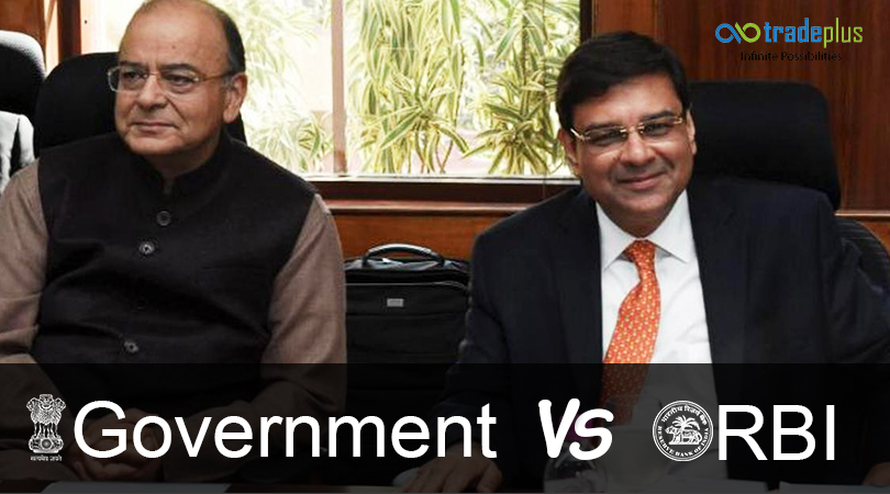 Government Vs .RBI  Government versus RBI: What caused this?
