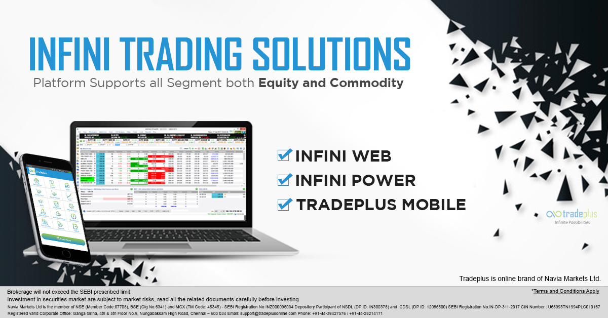 INFINI TRADING SOLUTIONS Here are some new updates in INFINI POWER
