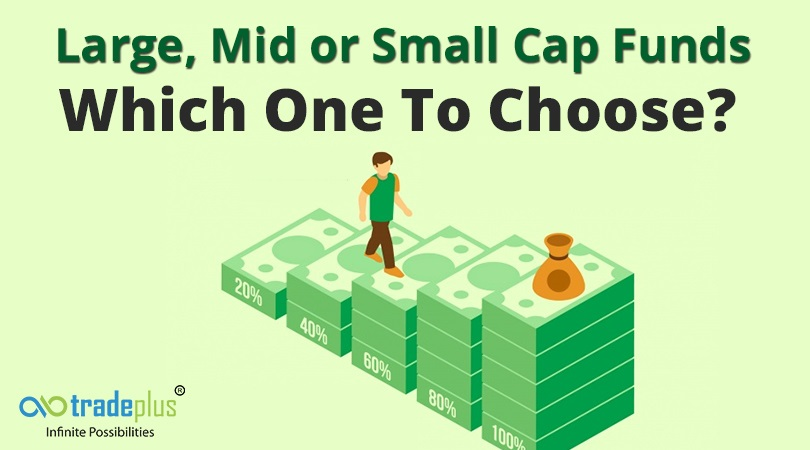 Large Mid or Small Cap What category of funds should a beginner choose to invest in? Large / mid / Small cap