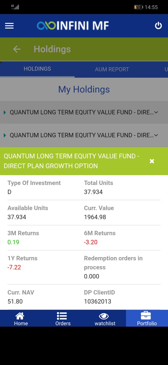 image013 Fresh new Mobile Application for Mutual Funds Investment