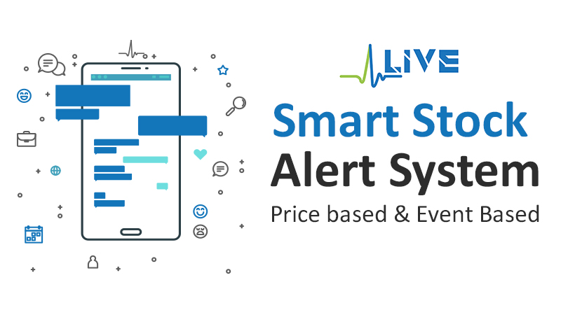 alive 2 Stock alerts on the cloud   How to get stock alerts on your trading app?
