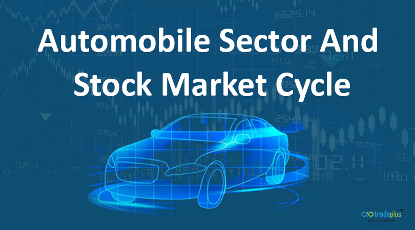 Auto sector and stock market banner Automobile sector and stock market cycle