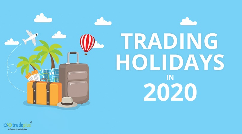 Trading holidays 2 Trading Holidays 2020 – NSE, BSE, MCX