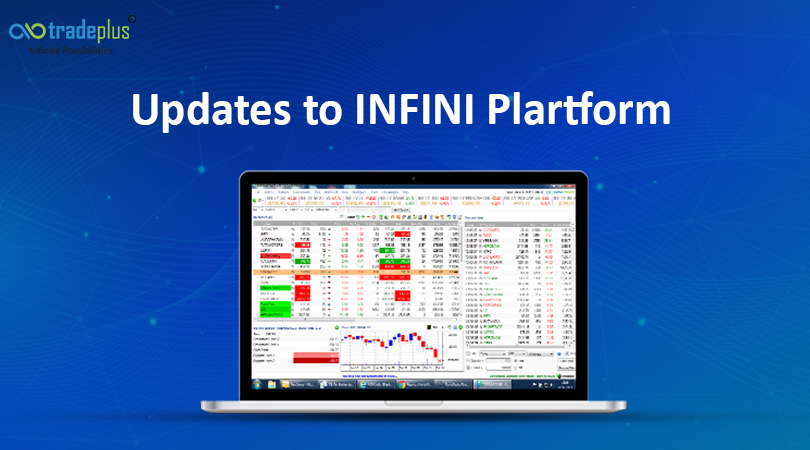 Infini u Updates to INFINI Platform!