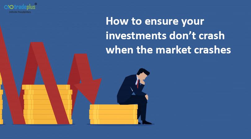 Market crash blog banner 1 How to ensure your investments don't crash when the market crashes