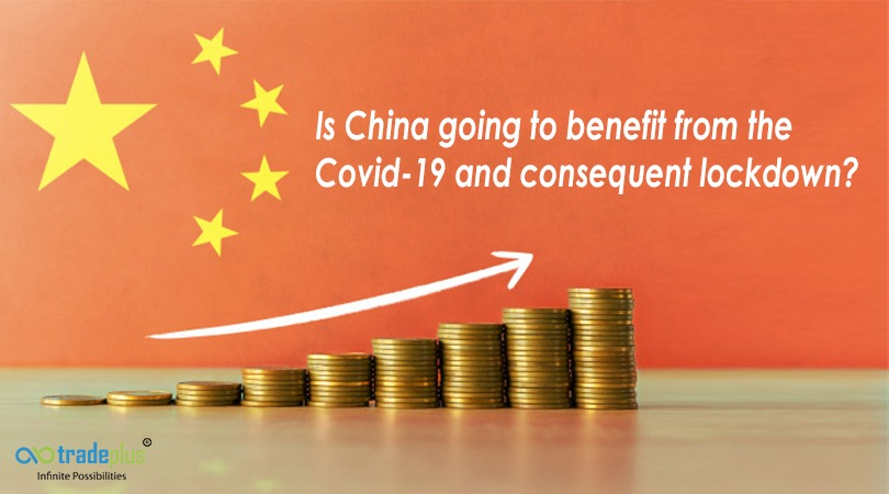 %name Is China going to benefit from the Covid 19 and consequent lockdown?