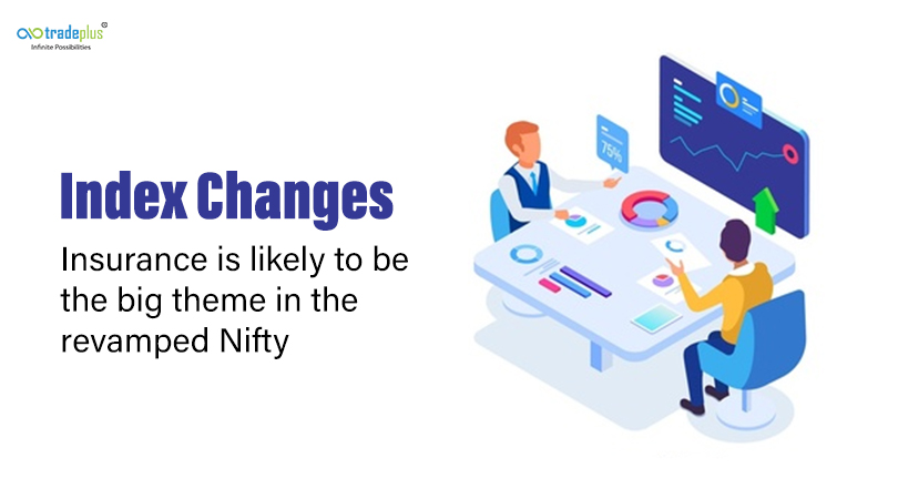 Index Changes Index Changes   Insurance is likely to be the big theme in the revamped Nifty