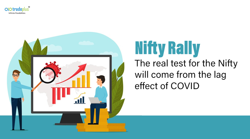 Nifty Rally Nifty Rally   The real test for the Nifty will come from the lag effect of COVID