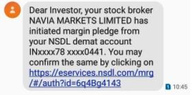 SMS 1 Understanding the new margin pledge system