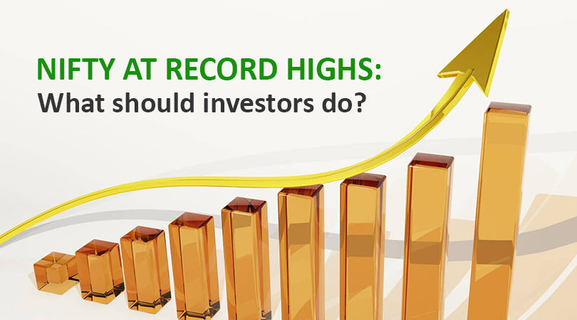 What should investors do Nifty at Record Highs: What should investors do?
