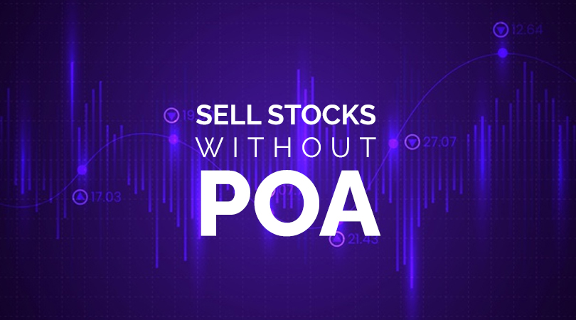 blog You can now sell stocks from your Demat account without POA!